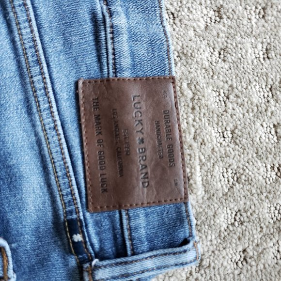 Lucky Brand Other - Lucky Brand Jeans 363 Straight!